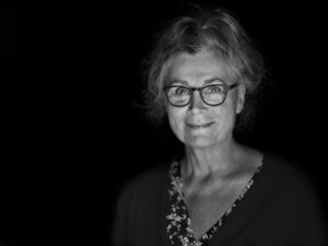Helene Bergström kursansvarig, Teaterkursen