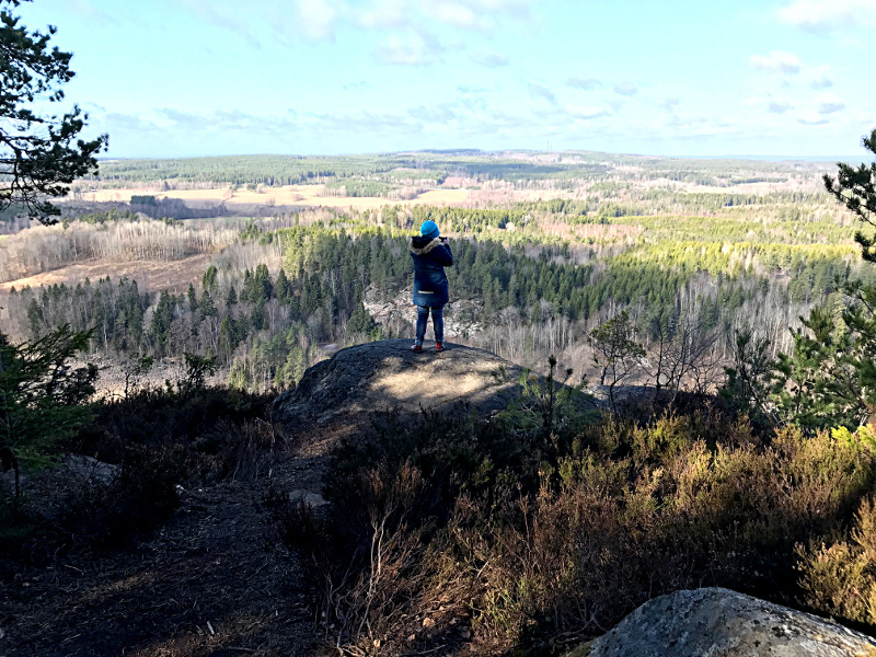 Allmänna kurserna + Naturvård = Sant