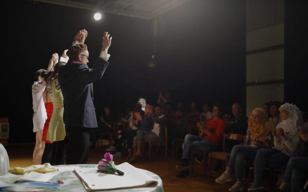 Film om teaterkursen