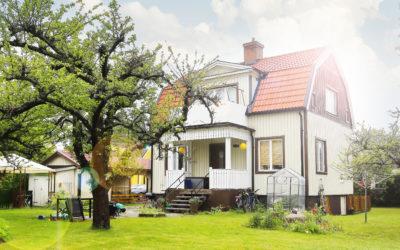 Kollektivhuset – där deltagarna bor tillsammans