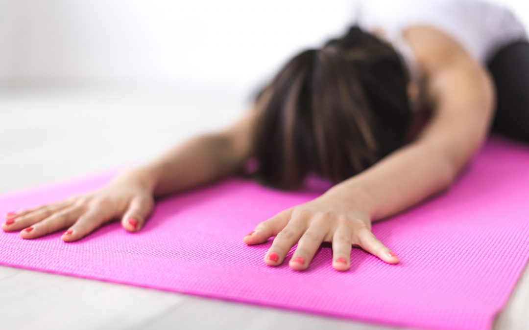 Nya yogakursen redan fullsatt