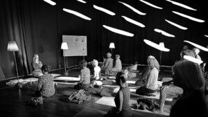 Fortsättningskurs i yoga