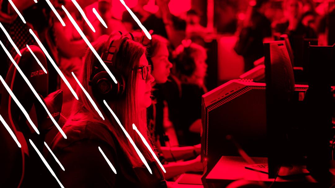 """Anmäl dig till infoträff för kursen """"Digitala spel och community managment"""""""